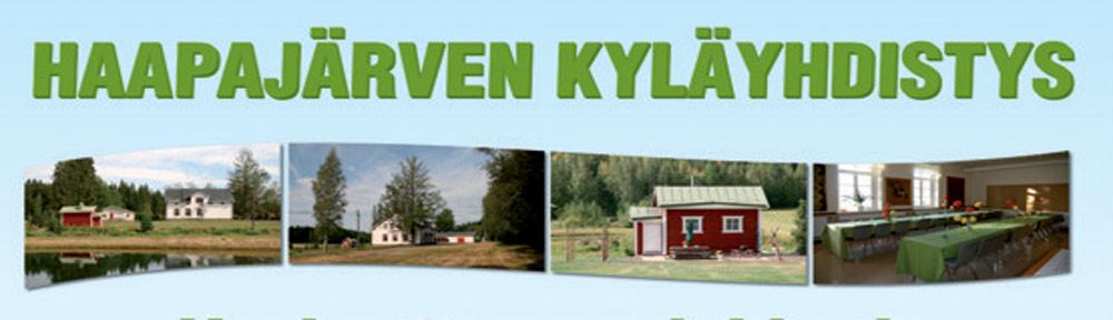 Haapajärven kylä