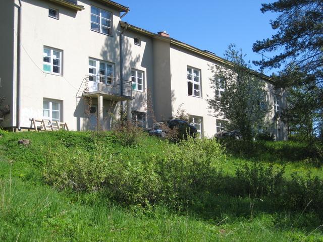 Koulu täytti 100 vuotta v. 2009