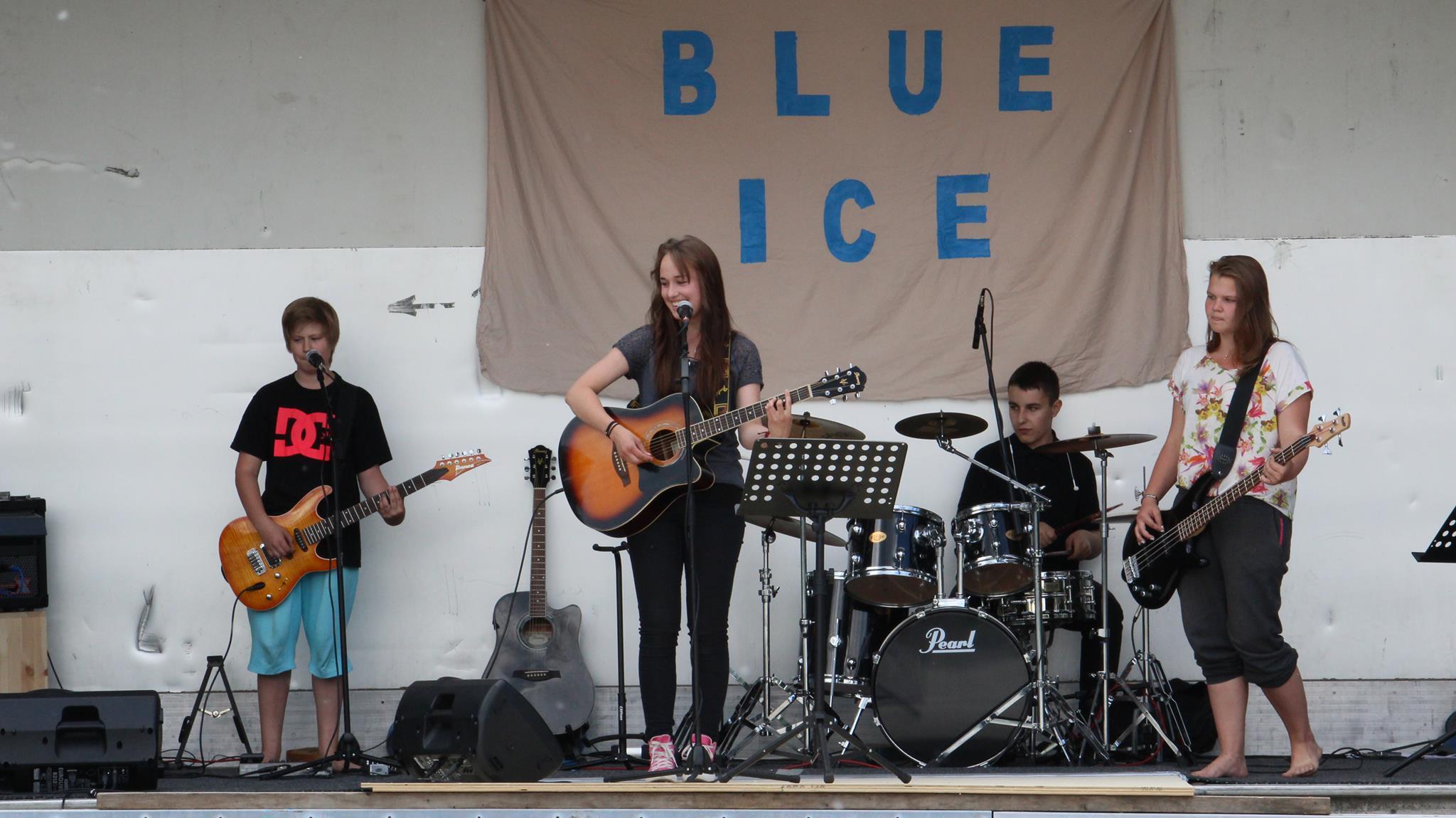 Blue Ice-bändi