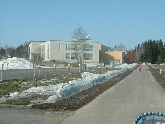 Myllymäen koulu